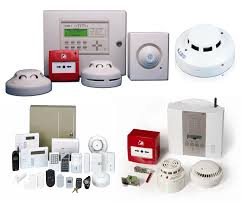 Wireless Intruder and Fire Alarm System